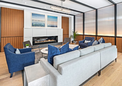 Luxury Urban Waterfront Condo